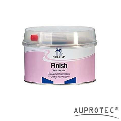 Auprotec ® normfest fein-spatule 2 kG de finition durcisseur füllspachtel