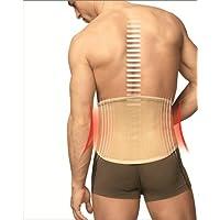 TURBO Med Plus 825 haut orthopädischer Rückenstützgürtel mit 4 Lumbalstützen bei Lendenwirbelsyndrom Ischias Überlastung... preisvergleich bei billige-tabletten.eu