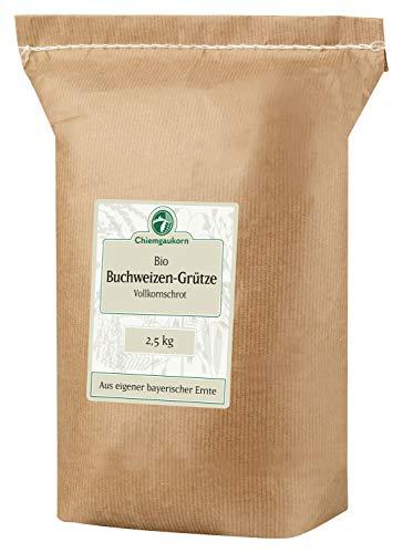 Chiemgaukorn Bio Buchweizengrütze 2,5 kg -
