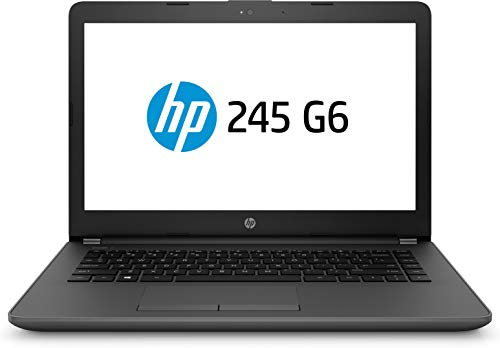 HP Business Notebook 245-G6 Laptop AMD A9 - 9420 Processor | 4GB DDR4 | 500GB | DOS - HP