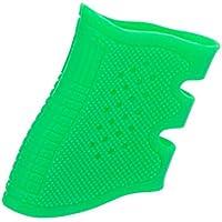 FOCUHUNTER Empuñaduras Sintéticas de Puño Con empuñadura de Agarre Tactical Camouflage Grip Cloves Pistola de Mano para Beretta Grip Sleeve Glock 17, 20, 21, 22, 31, 34, 35, 37 (Verde)