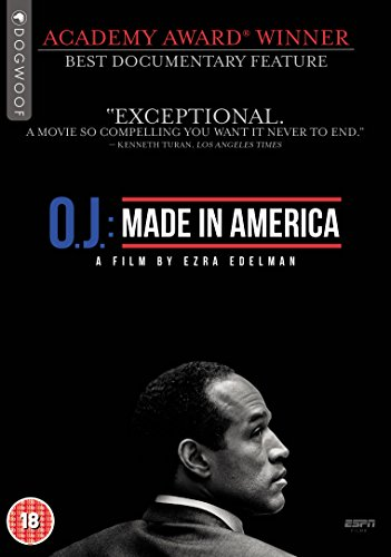O.J.: Made in America [Import anglais], DVD/BluRay