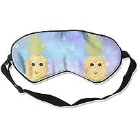 Cartoon Dog Pineapple 99% Eyeshade Blinders Sleeping Eye Patch Eye Mask Blindfold For Travel Insomnia Meditation preisvergleich bei billige-tabletten.eu