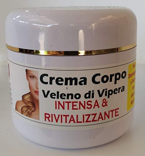Smcosmetica Crema Corpo Veleno di Vipera - 200 ml