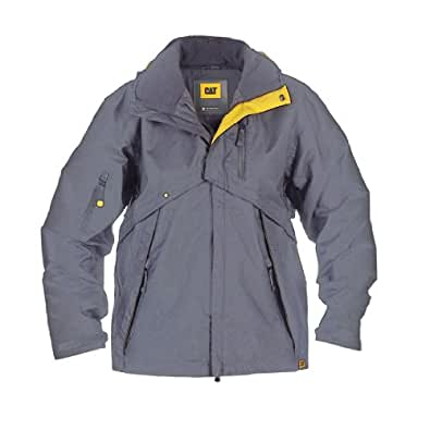 Caterpillar C085 Grey Jacket Small