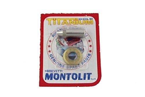 Ersatz Rad Titanium Rädchen Masterpiuma Mini Montolit 14 mm mit Achse Fliesenschneider