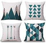 Best Throw Pillows - AEROHAVEN Velvet Cotton Decorative Throw Pillow Cushion Covers Review