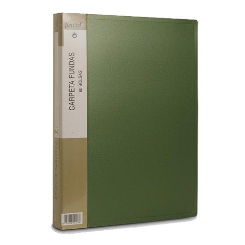 Dex 0208 - Carpeta Fundas 60 Bolsas