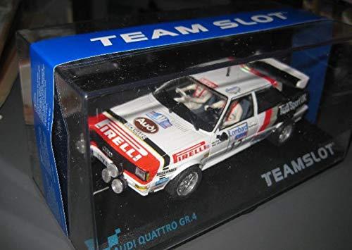 EXIN, FLY CAR MODELS SCALEXTRIC Team Slot Audi Quattro