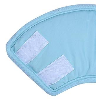 Yunt Collier en coton de convalescence et de protection pour chien ou chat Style élisabéthain Format conique pour guérison des plaies