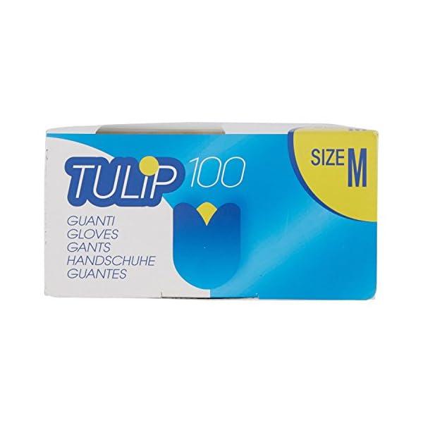 Tulip-Guanti-Monouso-Taglia-M-100-Pezzi