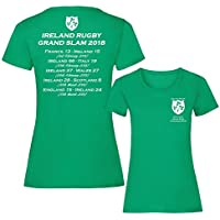 Ireland Rugby 6 Nations Grand Slam Champions 2018 Womens T-Shirt