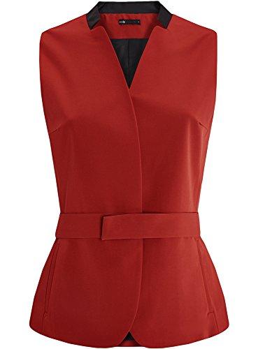 oodji-collection-donna-gilet-con-cintura-e-dettagli-in-semipelle-rosso-it-42-eu-38-s