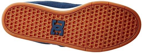 DC Apparel Crisis High M Shoe Nvy, Sneakers Hautes Homme Bleu (Navy)