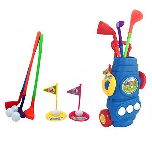 Jeu de golf pour enfants Club de golf Jeu de golf Mini golf...