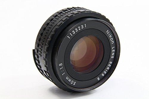 Nikon Lens Series E 50mm 50 mm 1:1.8 1.8 -- Nikon manuell