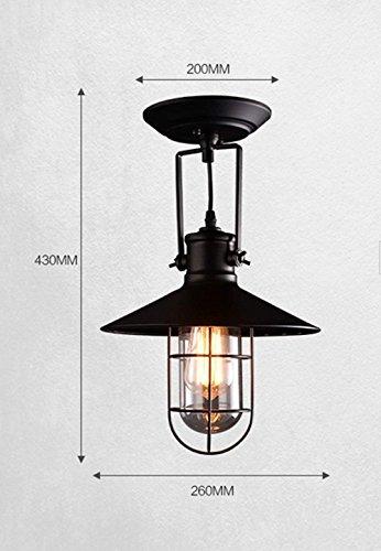 DEE Leuchten - Wohnzimmerdeckenleuchten Dauerhafte LED-Deckenleuchte in der Nähe der Creative Home Lounge-Atmosphäre der Beleuchtung Schlafzimmer Restaurant Arbeitszimmer Lampen Röhren LED Haushalts -
