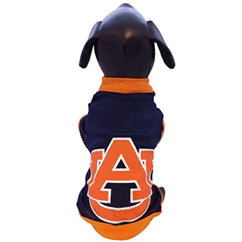 NCAA Auburn Tigers Athletic Mesh Hund Jersey, unisex, Team Color,