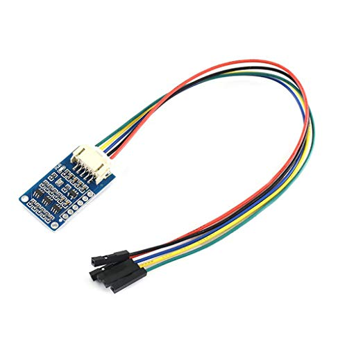 Waveshare BMP388 24-bit High Precision Barometric Pressure Sensor Accurate Altitude/Barometric Pressure/Temperature Measuring I2C/SPI Interface for Environment Monitoring, IoT Projects 3.3V/5V -
