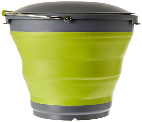 Outwell Collaps Eimer, Lime Green, 24 x 31 cm