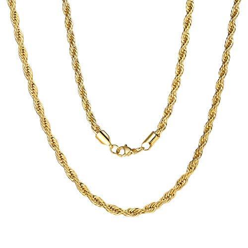ChainsPro Cordón Tranzado de Collar