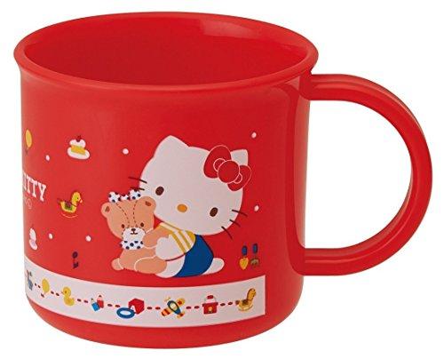 Skater (SKATER) Hello Kitty La Patineuse de Lave-Vaisselle Tasse à jus de Fruits,thé,café, 200ml 80 KE4A