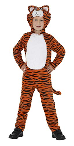 Smiffys Tiger – Kinderkostüm – Tween – 152–163 cm – Alter ()