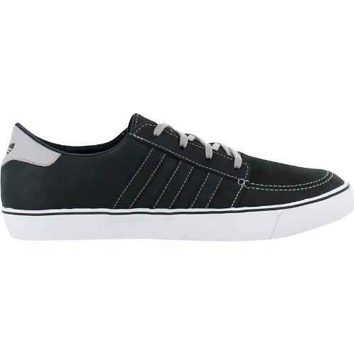 Adidas G62201 Court Deck Vulc Low Baskets mi-hautes Noir Pointure 41 1/3 Noir