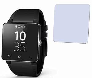 2x Sony SmartWatch 2 SW2 Displayschutzfolie Bildschirmschutzfolie kristallklar von 4ProTec