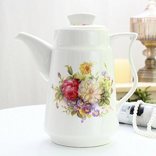 Bezigeorey Große Kapazität Von Keramischen Haushaltswaren Wasserkocher Mit Kaltem Wasser Schale, Jin Zhonghu