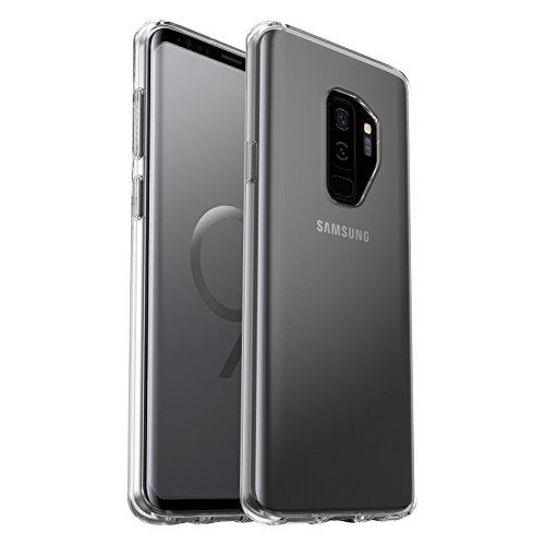 Otterbox Galaxy Skins Für (OtterBox Clearly Protected Skin Schutzhülle (Extra Slim Silikon , geeignet für Samsung Galaxy S9+) transparent)
