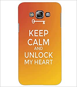 PrintDhaba Quote D-4409 Back Case Cover for SAMSUNG GALAXY A7 (Multi-Coloured)