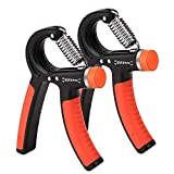 Best Grip Strengthener And Adjustable Hand Exercisers - Newthinking Hand Grip Strengthener- Adjustable Hand Grip Exerciser Review