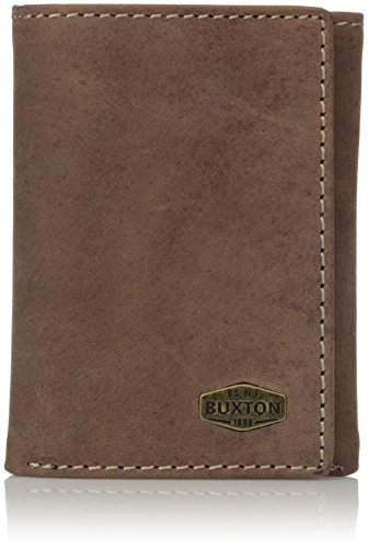 buxton-mens-expedition-rfid-blocking-leather-three-fold-wallet-walnut-one-size