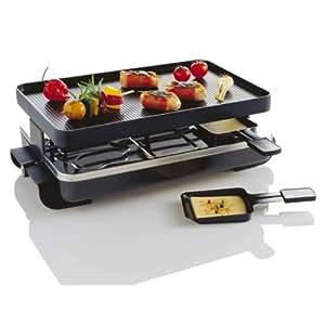 Novis 6010.07 Raclette 6 Classic, anthracite