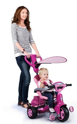 Imagen 3 de FEBER - Triciclo Baby Twist Niña (Famosa 800007099)