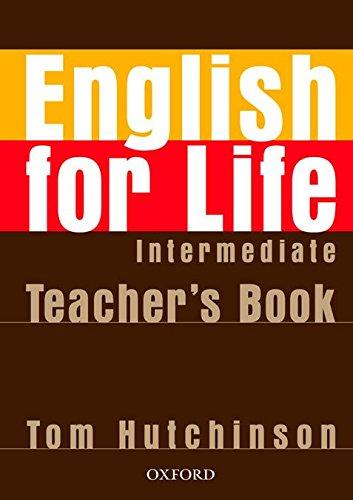 English for life intermediate. teacher's book