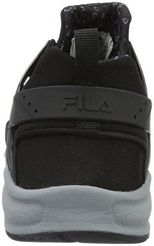 Fila Fleetwood S Low, Sneakers basses homme Noir