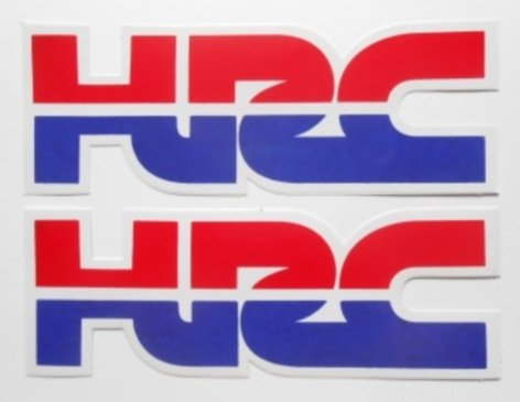 hrc-honda-racing-corporation-stickers-decals-autocollant-small-set-of-2-pieces