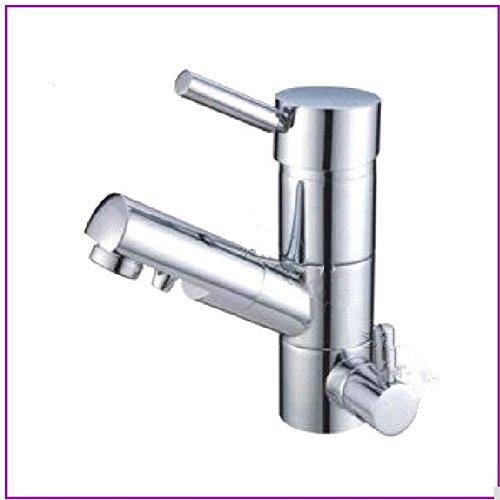 Gowe Luxe Laiton 3 voies robinet, chaude et froide et eau Purifiée, à boire et à utiliser, nouveau modèle robinet