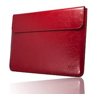 Red Ant Handgemacht Leder Laptop Hülle Schutzhülle Handmade für iPad/MacBook