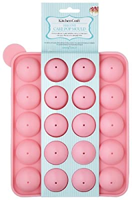 Sweetly Does It 20 Hole Silicone Cake Pop Mould