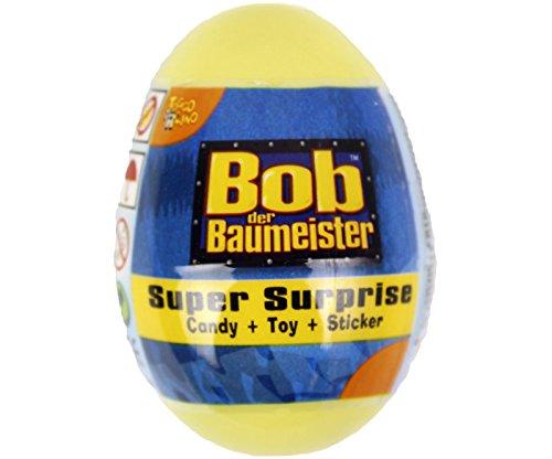 eister Überraschung mit Sammelfigur,Sticker und Süßes (überraschend Eier)