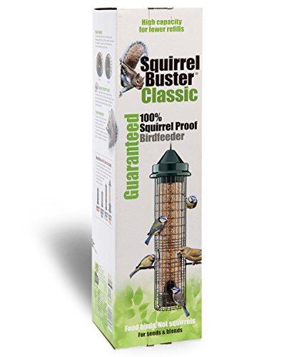 Jacobi Jayne SB-1057 Squirrel Proof Bird Feeder - Squirrel Buster - Marauders off! Guaranteed Squirrel and Large Bird… 7