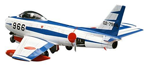 Hasegawa PT15 1/48 F86F-40 Sabre, Blue Impulse Plastikmodellbausatz, Modelleisenbahnzubehö Preisvergleich