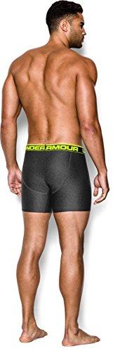 Under Armour Herren Sportswear Unterhose The Original 6 Zoll Boxerjock Carbon Heather