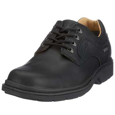 Clarks Rockie Lo Gtx, Boots homme - Noir (Black Waterproof), 41.5 EU (7.5 UK)