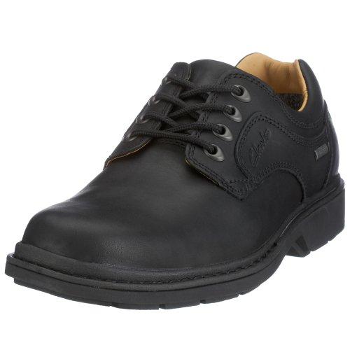 Clarks Rockie Lo, Men's Lace-Up Shoes - Black, 43 EU