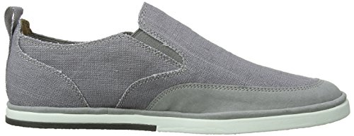 Rockport - Weekend Style, Mocassini da uomo grigio (Grey Linen)