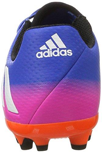 kinder sorang Fußballschuhe blue J Adidas Messi Mehrfarbig ftwwht Unisex 16 3 Ag qOZP5
